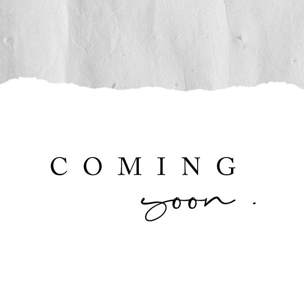 New Stationery Coming Soon
